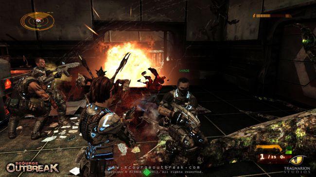 Scourge: Outbreak - Screenshots - Bild 18