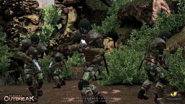 Scourge: Outbreak - Screenshots - Bild 5