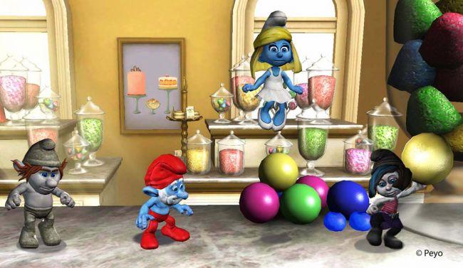 Die Schlümpfe 2: Das Spiel - Screenshots - Bild 11