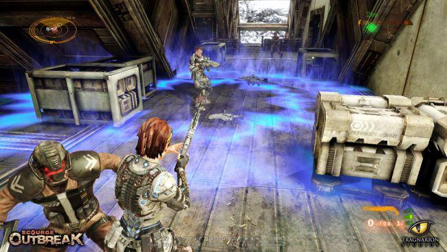 Scourge: Outbreak - Screenshots - Bild 19