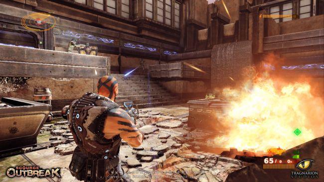Scourge: Outbreak - Screenshots - Bild 14