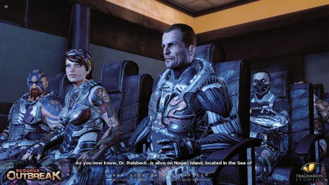 Scourge: Outbreak - Screenshots - Bild 3