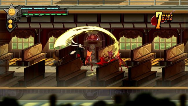 Dusty Revenge - Screenshots - Bild 6