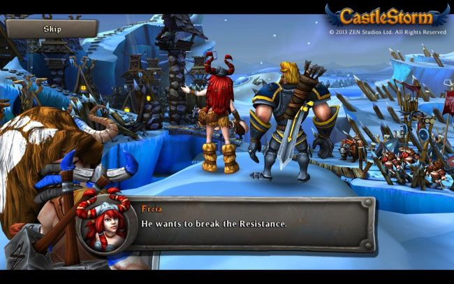 CastleStorm - Screenshots - Bild 36