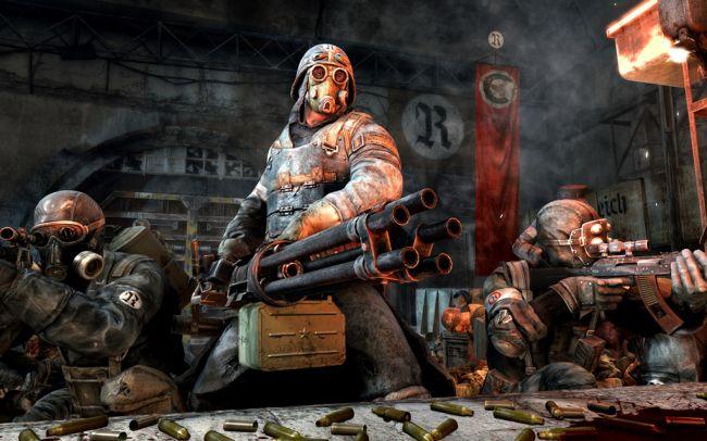Metro: Last Light DLC: Faction Pack - Screenshots - Bild 2