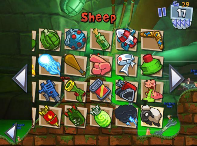 Worms 3 - Screenshots - Bild 22