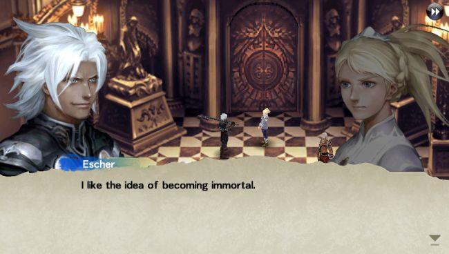 Chaos Rings - Screenshots - Bild 2
