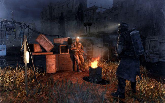 Metro: Last Light DLC: Faction Pack - Screenshots - Bild 3