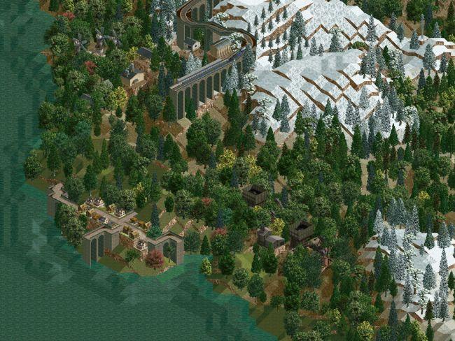 Transport Tycoon - Screenshots - Bild 5
