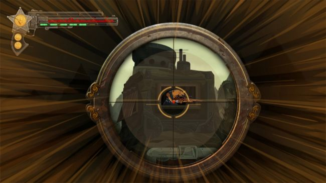 Dusty Revenge - Screenshots - Bild 4