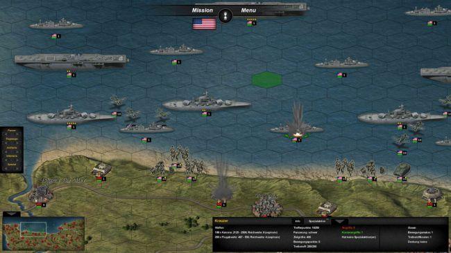 Tank Operations: European Campaign - Screenshots - Bild 5