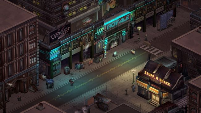 Shadowrun Returns - Screenshots - Bild 16