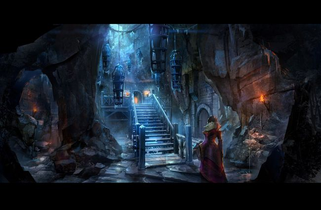 Shadow of the Eternals - Artworks - Bild 8