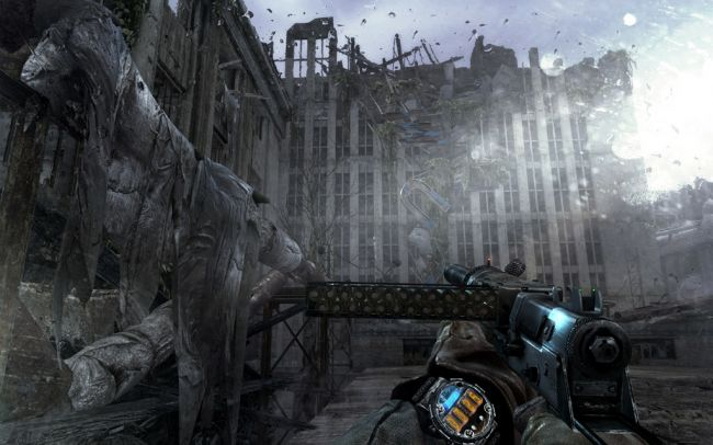 Metro: Last Light DLC: Faction Pack - Screenshots - Bild 5