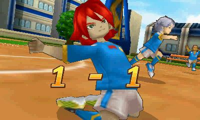 Inazuma Eleven 3: Lightning Bolt/Bomb Blast - Screenshots - Bild 13