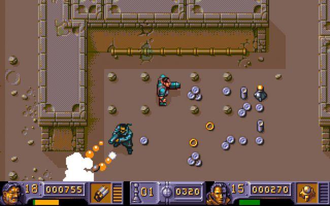 The Chaos Engine - Screenshots - Bild 6
