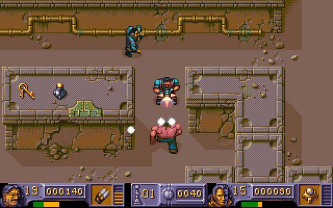 The Chaos Engine - Screenshots - Bild 3