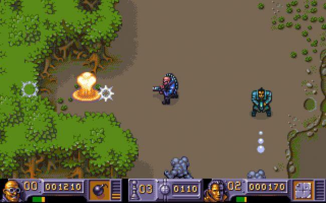 The Chaos Engine - Screenshots - Bild 5