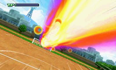 Inazuma Eleven 3: Lightning Bolt/Bomb Blast Bild 1
