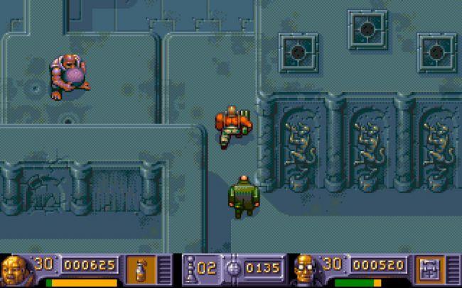 The Chaos Engine - Screenshots - Bild 9