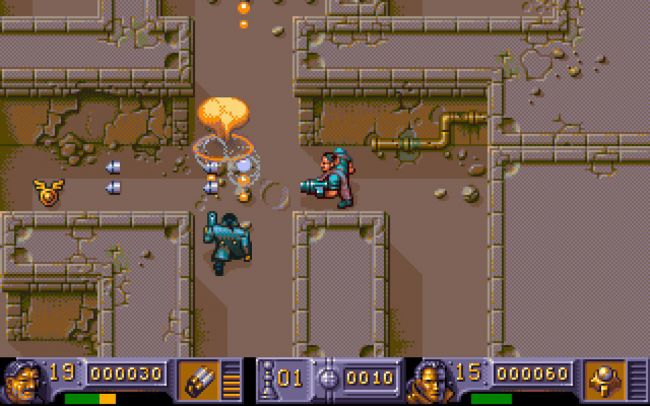 The Chaos Engine - Screenshots - Bild 2