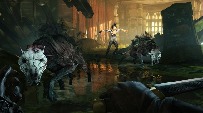 Dishonored: Die Maske des Zorns DLC: The Brigmore Witches - Screenshots - Bild 6