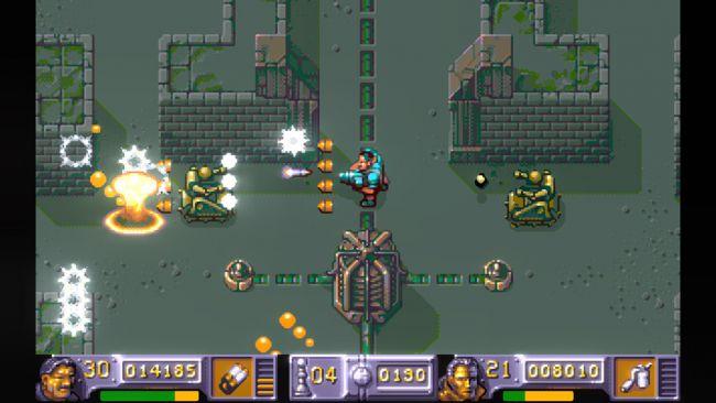 The Chaos Engine - Screenshots - Bild 16
