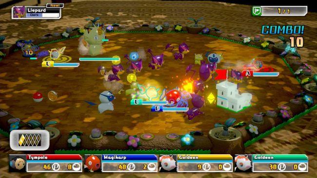Pokémon Rumble U - Screenshots - Bild 9