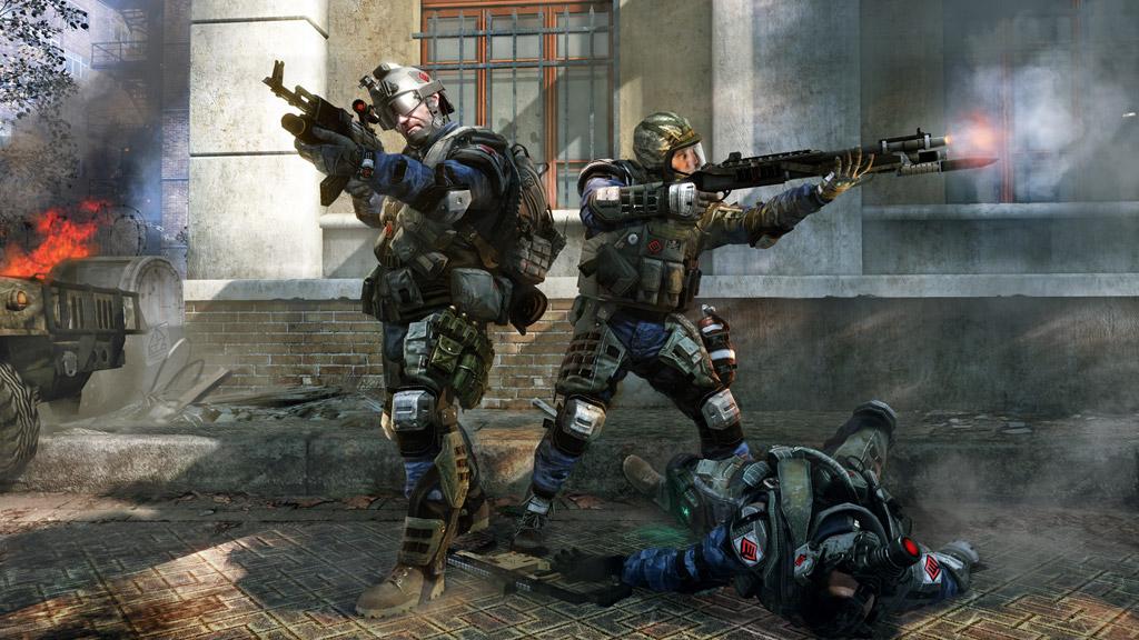 Warface: Winter-Update bringt neue Waffen und mehr - News von Gameswelt
