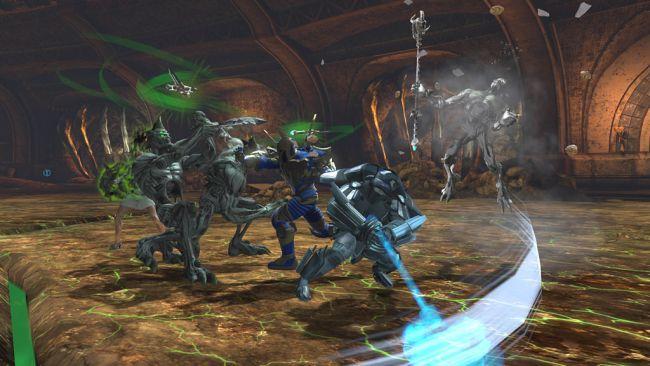 DC Universe Online DLC: Sons of Trigon - Screenshots - Bild 5