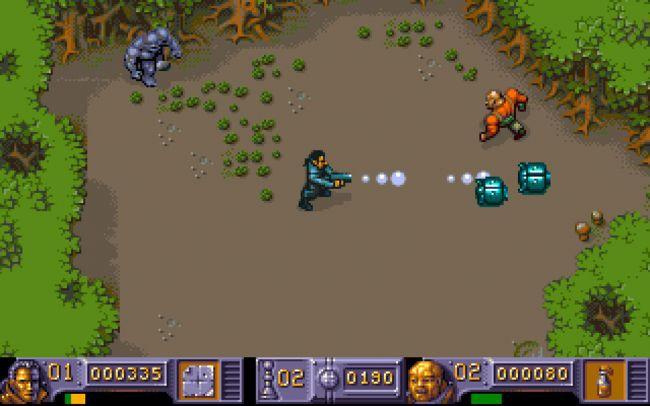 The Chaos Engine - Screenshots - Bild 15