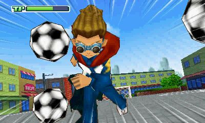 Inazuma Eleven 3: Lightning Bolt/Bomb Blast - Screenshots - Bild 12