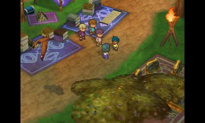 Inazuma Eleven 3: Lightning Bolt/Bomb Blast - Screenshots - Bild 7