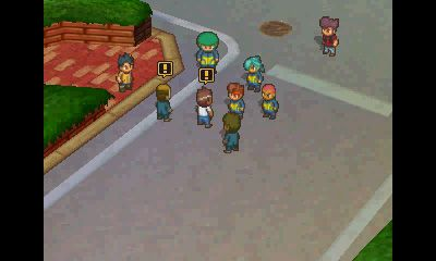 Inazuma Eleven 3: Lightning Bolt/Bomb Blast - Screenshots - Bild 18