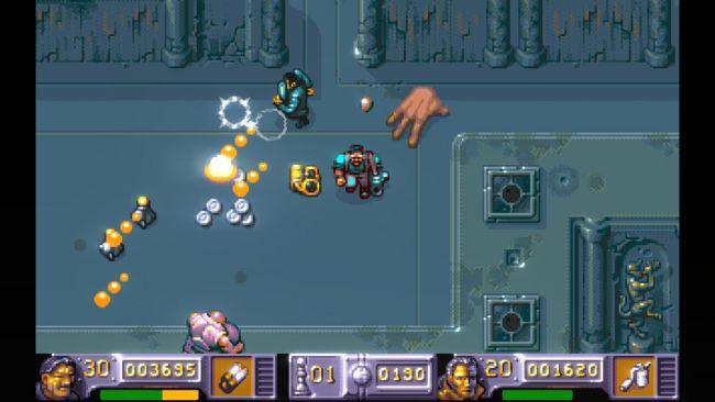The Chaos Engine - Screenshots - Bild 20