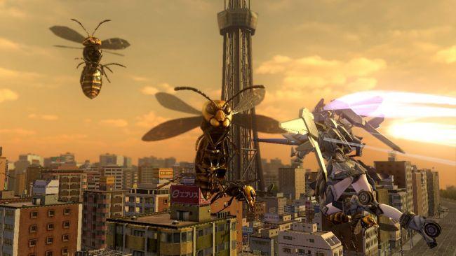 Earth Defense Force 2025 - Screenshots - Bild 5