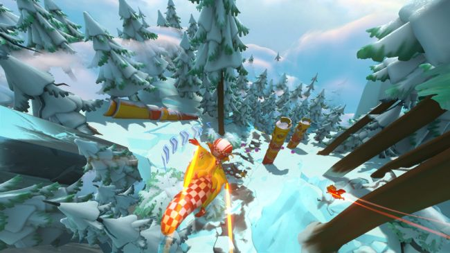 Freefall Racers - Screenshots - Bild 4