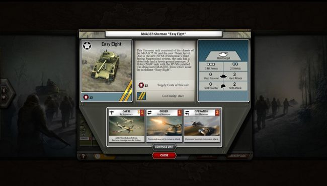 Panzer General Online - Screenshots - Bild 1