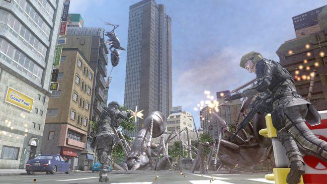 Earth Defense Force 2025 - Screenshots - Bild 2