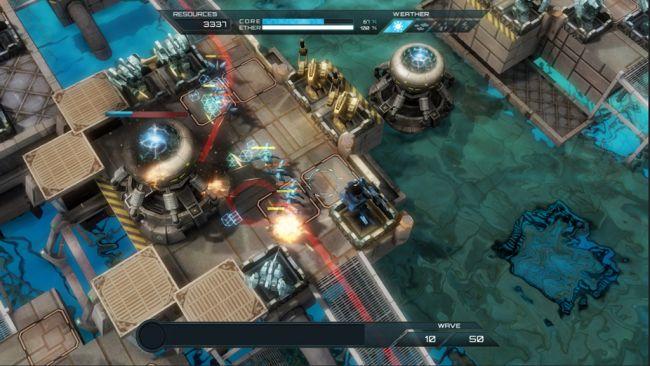 Defense Technica - Screenshots - Bild 4