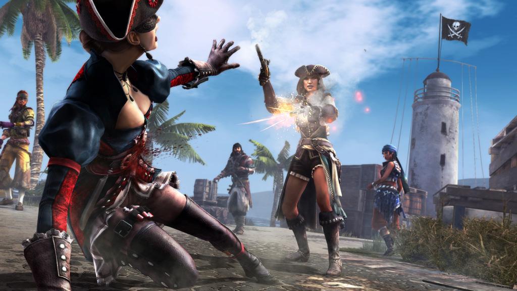 Ubisoft verschenkt im Dezember Assassin's Creed 4 und World in Conflict
