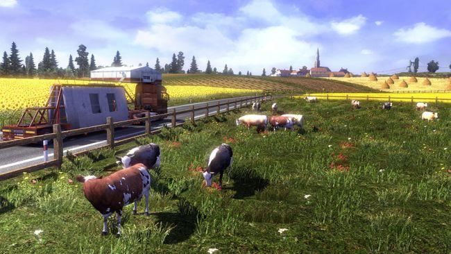 Euro Truck Simulator 2: Going East! Add-On - Screenshots - Bild 21