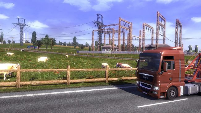 Euro Truck Simulator 2: Going East! Add-On - Screenshots - Bild 20