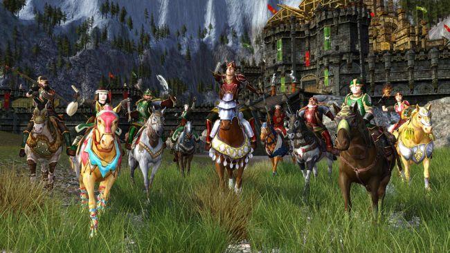 Der Herr der Ringe Online: Helms Klamm - Screenshots - Bild 4