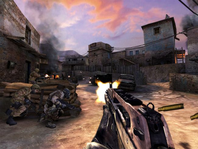 Call of Duty: Strike Team - Screenshots - Bild 1