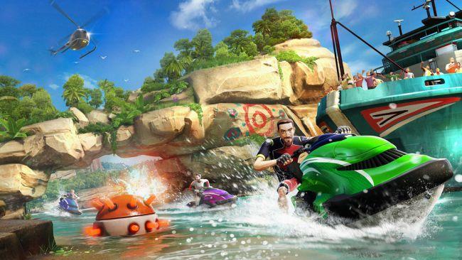 Kinect Sports Rivals - Screenshots - Bild 6