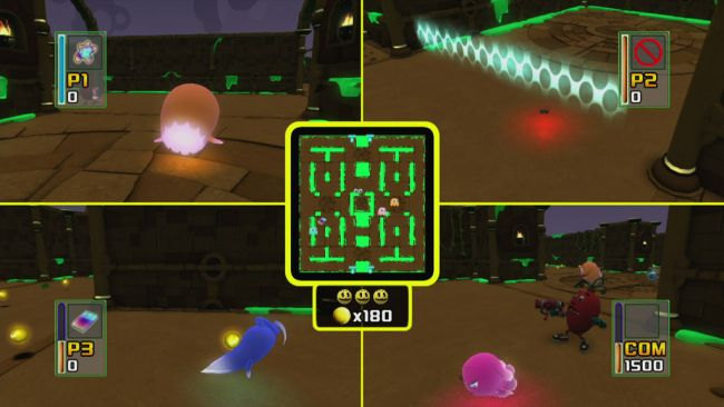 Pac-Man and the Ghostly Adventures - Screenshots - Bild 6