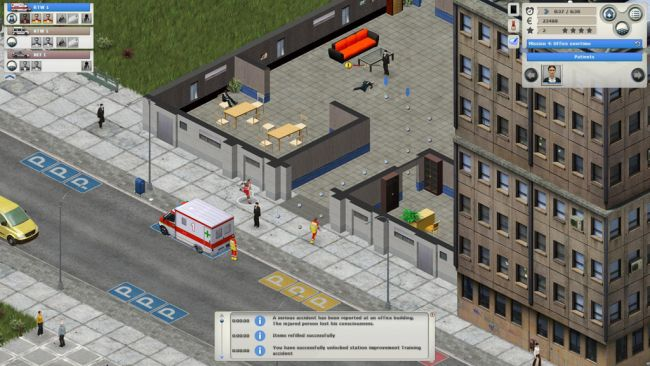 Rettungsdienst‐Simulator 2014 - Screenshots - Bild 8