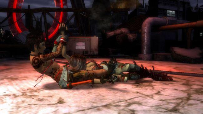 Girl Fight - Screenshots - Bild 1