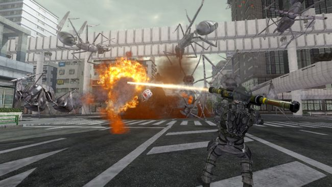 Earth Defense Force 2025 - Screenshots - Bild 4